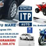 ITP Satu Mare – Inspecţia Tehnică Periodică
