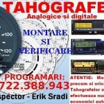 Satu Mare: Montare şi verificare – Tahografe